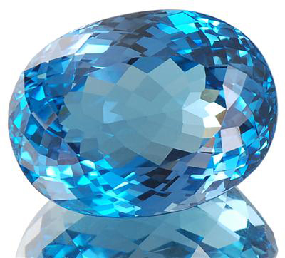irradiated topaz gemstones who would guessed